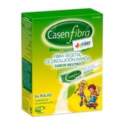 CasenFibra Junior Fibra Vegetal Líquida Sabor Neutro 14 Sticks 5 ml.