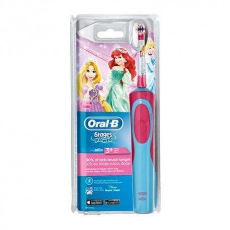 Oral-b Stages Power Princesas Disney Cepillo Eléctrico 1 Unidad