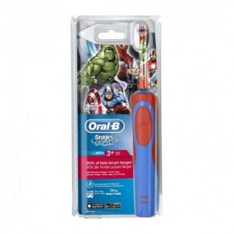 Oral-B Stages Power Vengadores Cepillo Dental Eléctrico