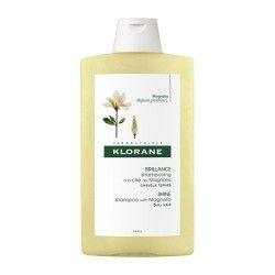 Klorane Champú a la Cera de Magnolia 400 ml.
