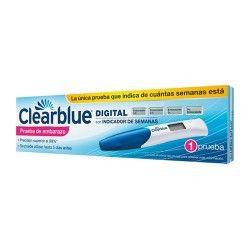 Clearblue Digital Test de Embarazo Con Indicador de Concepción 1 Unidad
