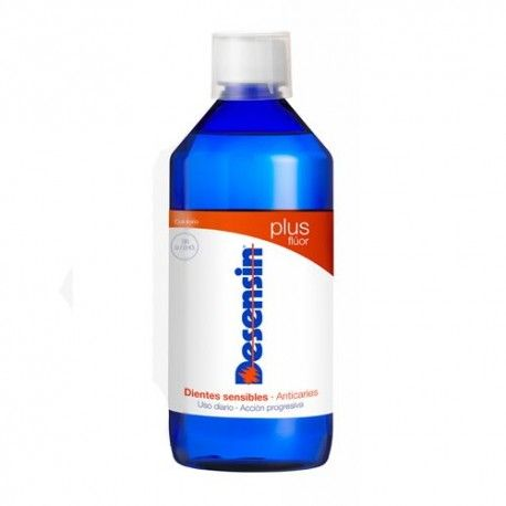 Desensin Plus Flúor Colutorio 500 ml.