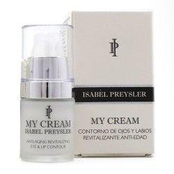 My Cream Isabel Preysler Contorno Ojos/ Labios Revitalizante Antiedad 20 ml.