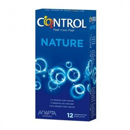 Control Adapta Nature 12 Preservativos