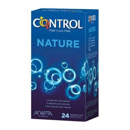 Control Adapta Nature 24 Preservativos