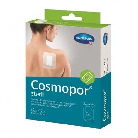 Cosmopor Steril Apósito Adhesivo 20 cm. x 10 cm. 5 Unidades