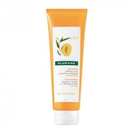 Klorane Crema de Día Nutritiva Protectora a la Manteca de Mango 125 ml.
