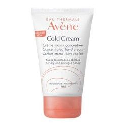Avene Cold Cream Crema de Manos Concentrada 50 ml.