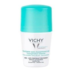 Vichy Desodorante Antitranspirante Roll On 48H 50 ml.