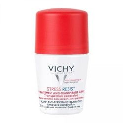 Vichy Desodorante Stress Resist Roll On Anti-Transpirante 72 h 50 ml.