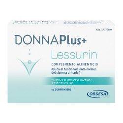 DONNAplus+ Lessurin 60 Comprimidos
