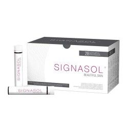 Signasol Beautiful Skin Colageno Bebible 28 Ampollas 25 ml.