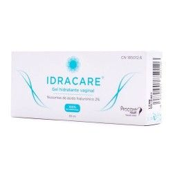 Idracare Gel Hidratante Vaginal 30 ml.