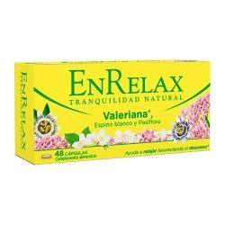 Aquilea EnRelax Tranquilidad Natural 48 Cápsulas