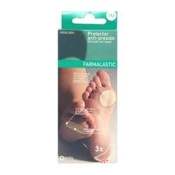 Farmalastic Protector Anti-Presión Durezas-Verrugas Talla Única 1 Unidad