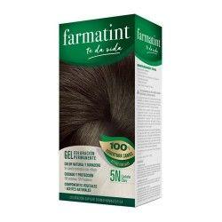 Farmatint Gel Coloración Permanente 5N Castaño Claro