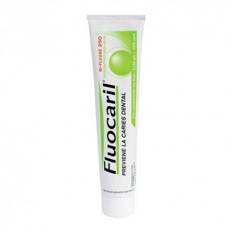 Fluocaril Bi-Fluoré 250 Pasta Dental 125 ml.