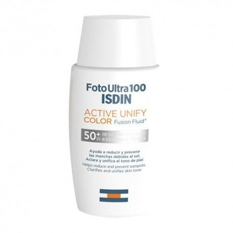 Isdin FotoUltra 100 Active Unify Fusion Fluid Color SPF 50+ 50 ml.