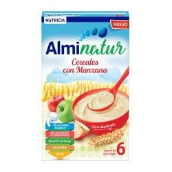 Alminatur Cereales con Manzana 250 gr.
