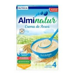 Alminatur Crema de Arroz 250 gr.