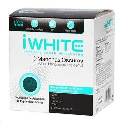 iWHITE Instant Kit de Blanqueamiento Manchas Oscuras 10 Moldes