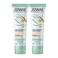 Jowaé Crema Nutritiva Manos y Uñas Duplo 2x50 ml.