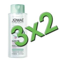 Jowaé Agua Micelar Desmaquillante 400 ml.