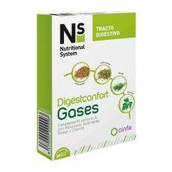 NS Digestconfort Gases 60 Comprimidos