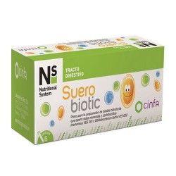 NS Suerobiotic Tacto Digestivo 6 Sobres Sabor Neutro