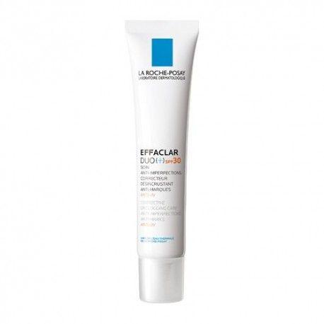 La Roche-Posay Effaclar Duo(+) Crema Anti-Imperfecciones SPF 30+ 40 ml.
