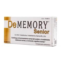 DeMemory Senior 30 Cápsulas