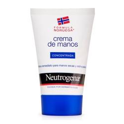 Neutrogena Fórmula Noruega Crema de Manos Concentrada 50 ml.