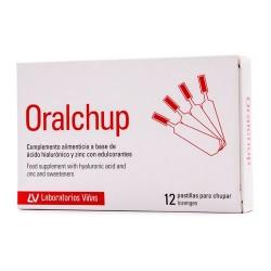 Oralchup Pastillas Para Chupar 12 Unidades