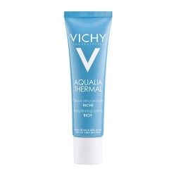 Vichy Aqualia Thermal Crema Rehidratante Rica Tubo 30 ml.