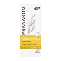 Pranarom Aceite Vegetal Almendra Dulce 100% Natrual 50 ml.