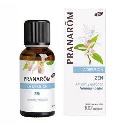 Pranarom La Difusión Zen Armonía y Relajación 30 ml.