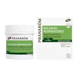 Pranarom Aromaforce Bálsamo Respiratorio Respiración Fácil y Defensas Naturales 80 ml.