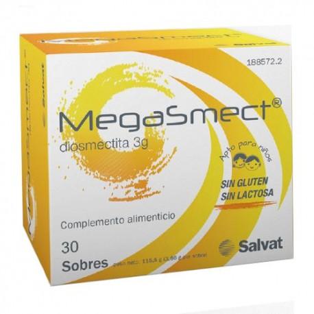 MEGASMECT 30 SOBRES.