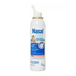 Nasalmer Hipertónico Bebés Spray Nasal Descongestionante Suave 125 ml.