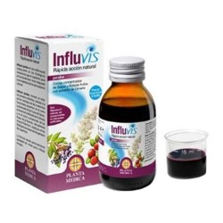 Influvis Jarabe Rápida Acción Natural 100 ml.