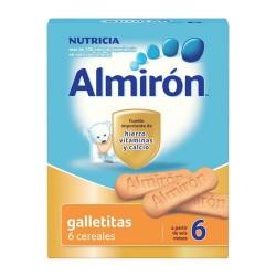 Almirón Advance Galletitas 6 Cereales 180 gr.
