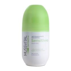 Mussvital Dermactive Deocontrol Sensitive Aloe Vera 75 ml.