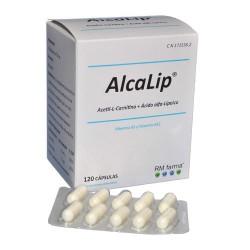 ALCALIP 120 CAPS. 750 MG