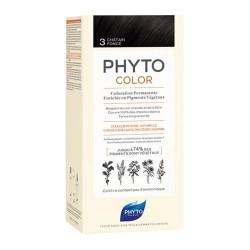 Phytocolor Coloración Permanente 3 Castaño Oscuro