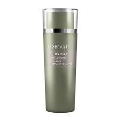 M2 Beauté Ultra Pure Solutions Oil-Free Make-Up Remover 150 ml.