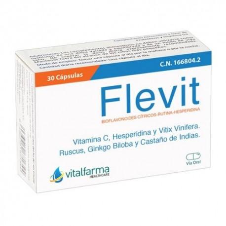 Flevit 30 Cápsulas