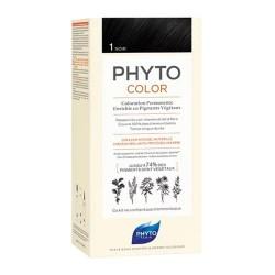 Phytocolor Coloración Permanente 1 Negro