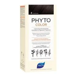 Phytocolor Coloración Permanente 4 Castaño