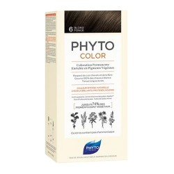 Phytocolor Coloración Permanente 6 Rubio Oscuro
