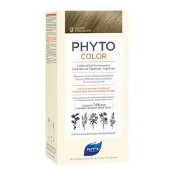 Phytocolor Coloración Permanente 9 Rubio Muy Claro